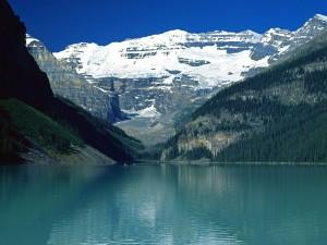 Lago Louise (Montañas Rocosas canadienses)