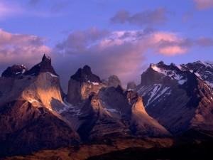 Cuernos Del Paine (Parque Nacional Torres del Paine, Chile)