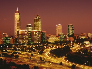 Edificios de Perth (Australia)