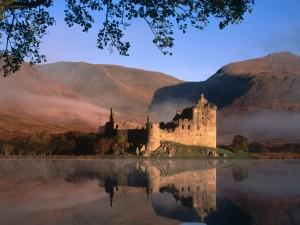 Castillo de Kilchurn (Escocia)