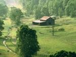 Una granja en Tennessee