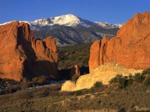 Vista del Pico Pikes (Colorado)