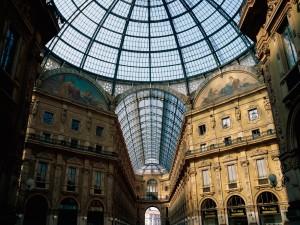 Galería Víctor Manuel II (Milán, Italia)