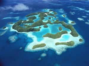 Islas Chelbacheb (Palau)