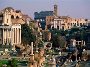 Foro Romano (Roma, Italia)
