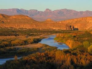 Río Grande (Parque Nacional Big Bend, Texas)
