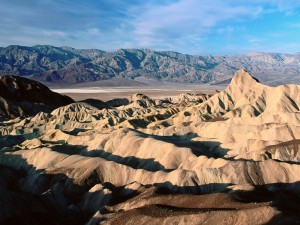 Zabriskie Point (Valle de la Muerte, California)