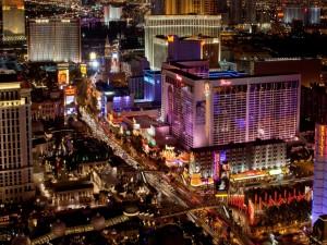 Noche en Las Vegas
