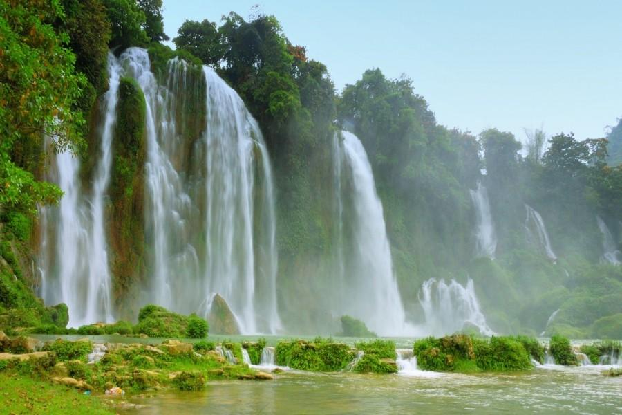 Cataratas Ban Gioc - Detian, Vietnam