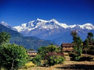 Macizo del Annapurna (Nepal)