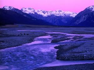 Parque Nacional del Paso de Arthur (Nueva Zelanda)