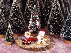Figuritas de Navidad