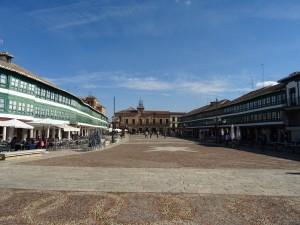 Plaza Mayor de Almagro (España)