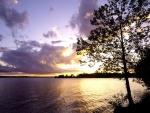Lago en el condado de LLano (Texas)