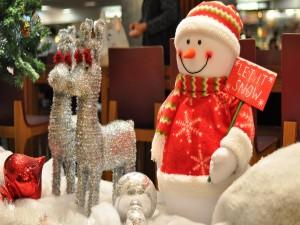 Bonitos adornos para Navidad