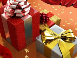 Regalos navideños