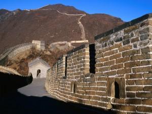 Zona Mutianyu de la Gran Muralla China (Pekín)
