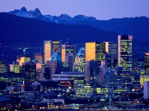 Edificios de Vancouver (Canadá)