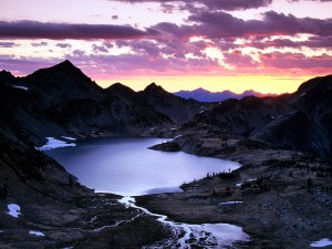 Lago Basin (Glaciar Peak, Washington)