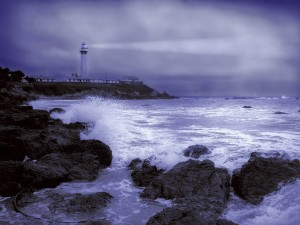 Faro Pigeon Point (California)