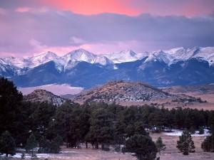 Cordillera Sangre de Cristo (Colorado)