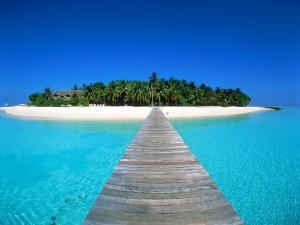 Isla Vabbinfaru (Maldivas)