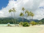 Isla Tahaa (Polinesia Francesa)