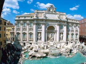 Fontana de Trevi (Roma)