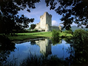Castillo de Ross (Irlanda)