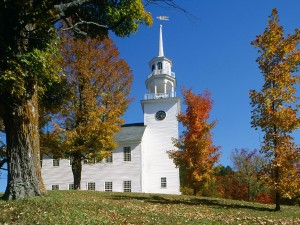 Iglesia de Strafford (Vermont)