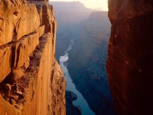 Impresionantes vistas en el Parque Nacional del Gran Cañón