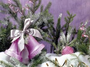 Adornos para celebrar Navidad