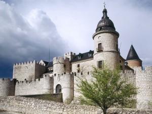 Castillo de Simancas (Valladolid, España)