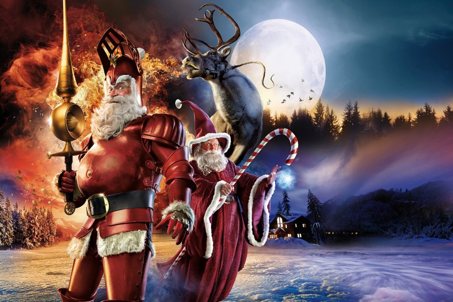 Divertidos Santa Claus