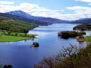 Loch Tummel (Escocia)