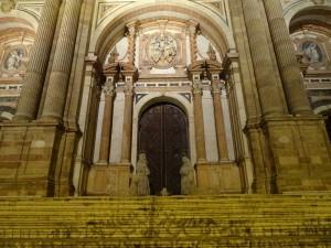 Belén en la Catedral de Málaga