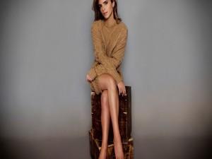 La actriz y modelo Emma Watson