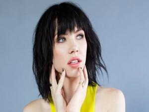 La cantante canadiense Carly Rae Jepsen