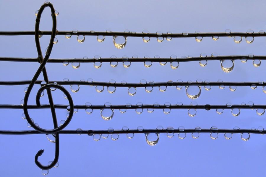 Gotas musicales