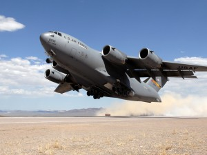 Avión militar de EE.UU.
