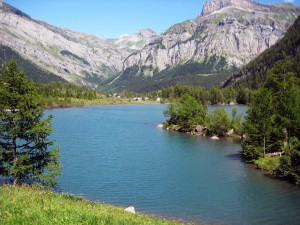 Lago de Derborence, Suiza