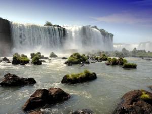 Grandes cascadas