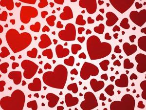 Imagen cubierta de corazones