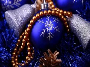 Lindos adornos para Navidad