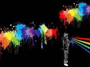 Dando color al mundo