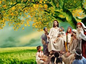Jesucristo con los niños