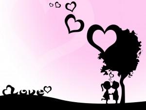 Amor bajo el árbol