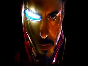 Rostro humano de Iron Man
