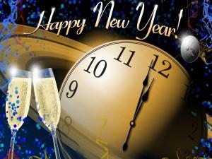 Ya comienza el Año Nuevo