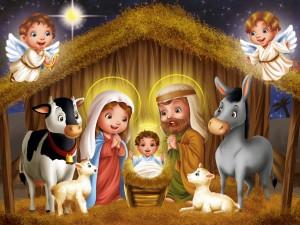 Nacimiento del niñito Jesús